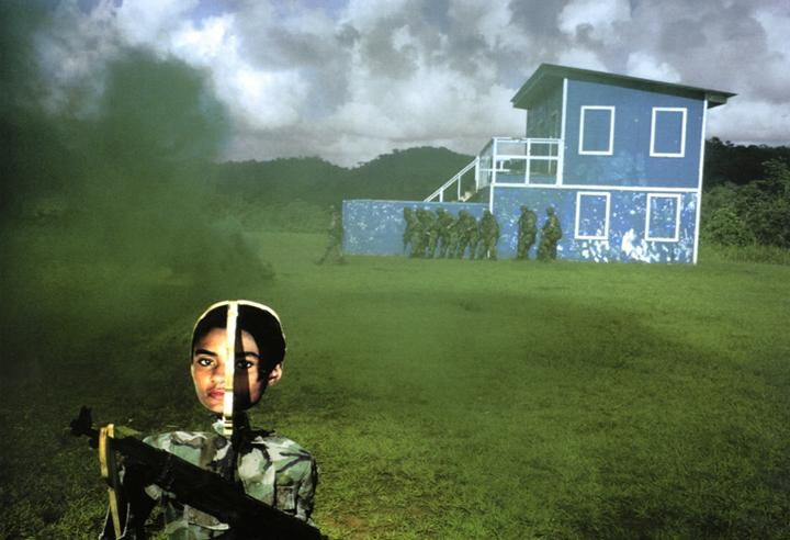 Fort Sherman, Panama, 1999