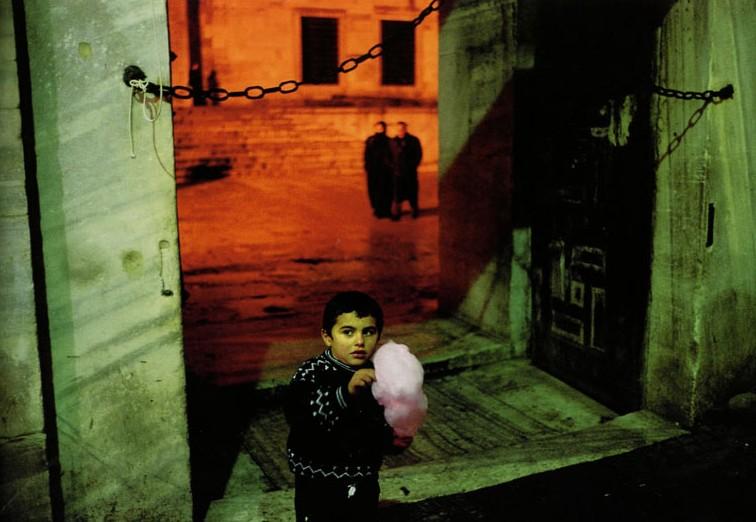 Istanbul, Turkey, 2001