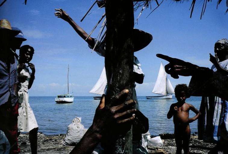 Etroits, La Gonave, Haiti, 1986