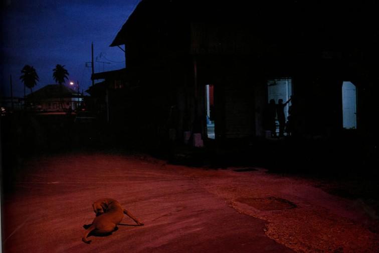 Bolas del Toro, Panama, 1999
