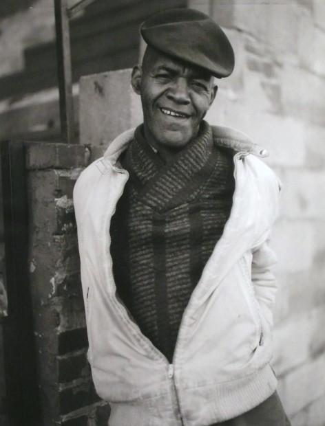 A Man at Cambridge Place, 1988
