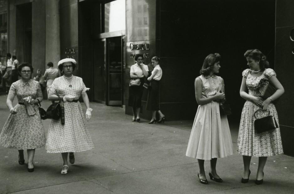 Broad Street,  1956