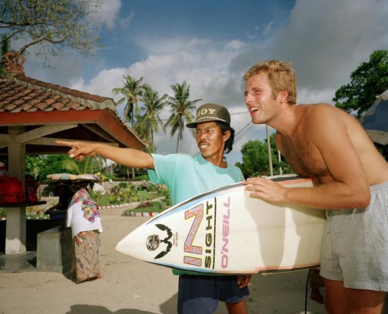 Kuta, Bali, Indonesia, 1993
