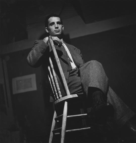 Jack Kerouac, New York, 1953