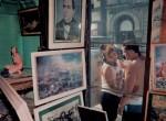 Barbershop Window, 1990