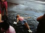 Girl In Rain, 1991