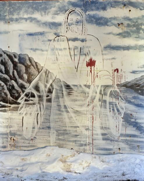 Christ Mural, 2009