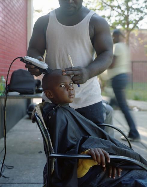 Haircut, 2007