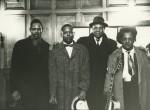 Big Walter Horton, Floyd Jones, Sunnyland Slim, Big Joe Williams, Third University of Chicago Folk Festival, February 1, 1962