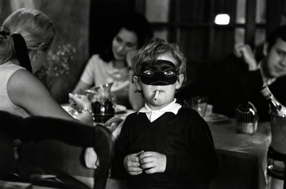 Honfleur, France, 1968