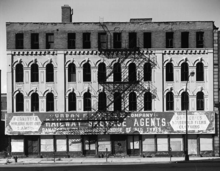 Chicago Cityscape, c.1960s/70s