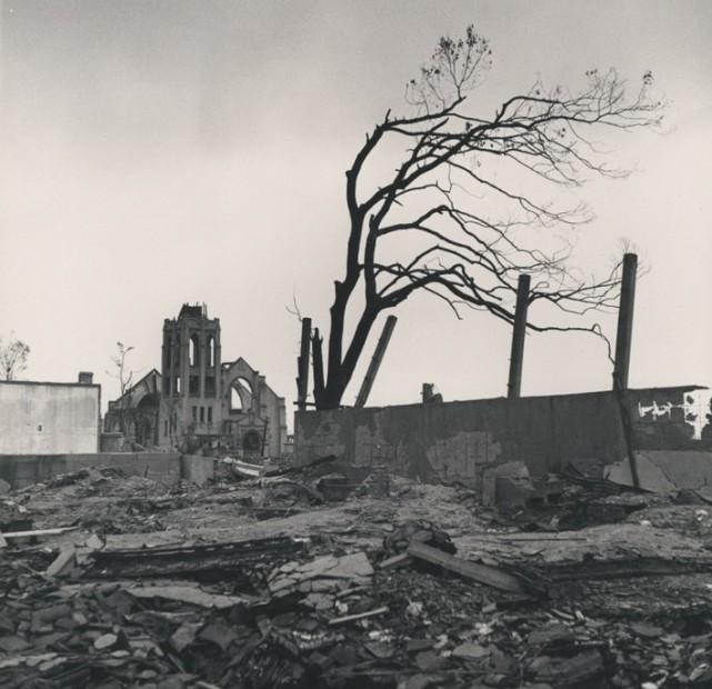 Hiroshima, Japan, 1945