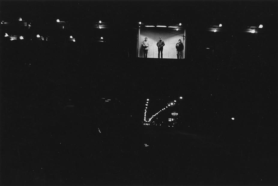 Fullerton El Stop, 1980