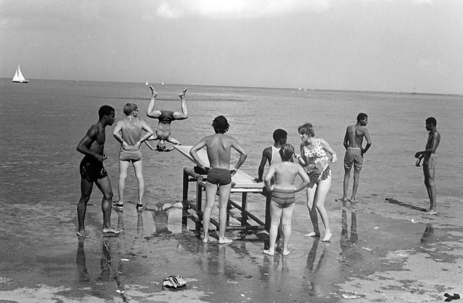 Fullerton Beach, 1971