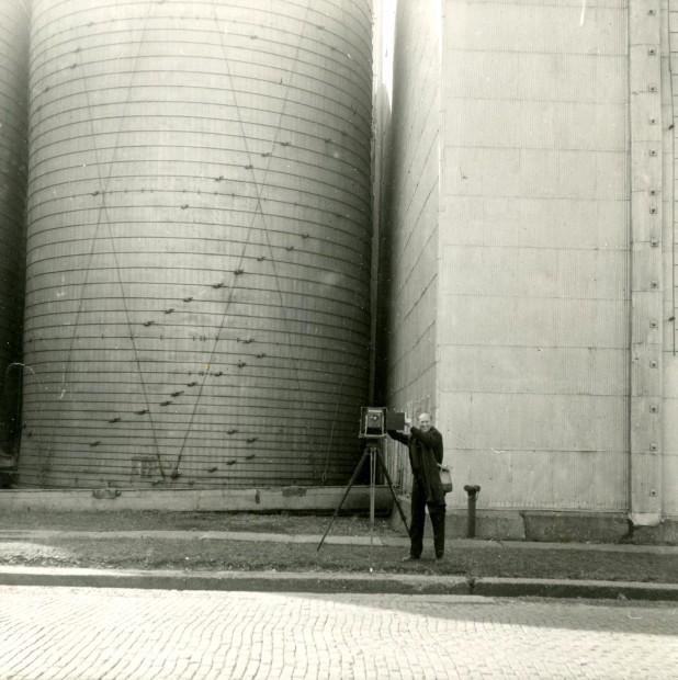 Davenport, Iowa Trip, 1952