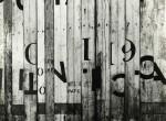 Barn Wall, Victor, N.Y., 1961