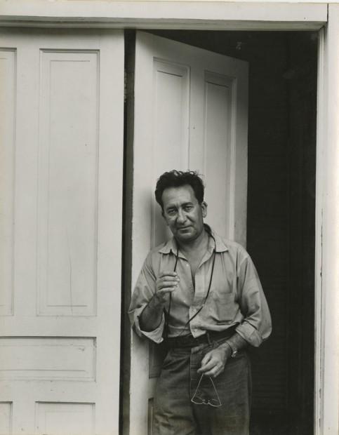 Harry Callahan<br>Aaron Siskind, 1951