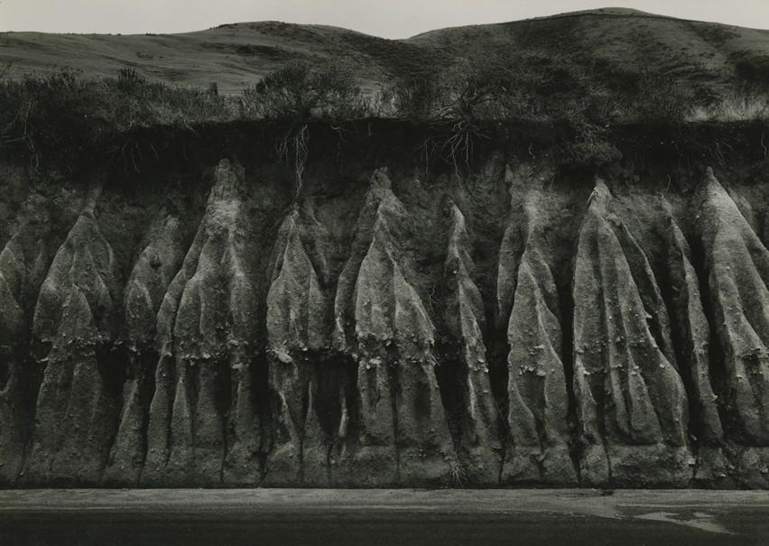 Wynn Bullock<br>Erosion, 1959
