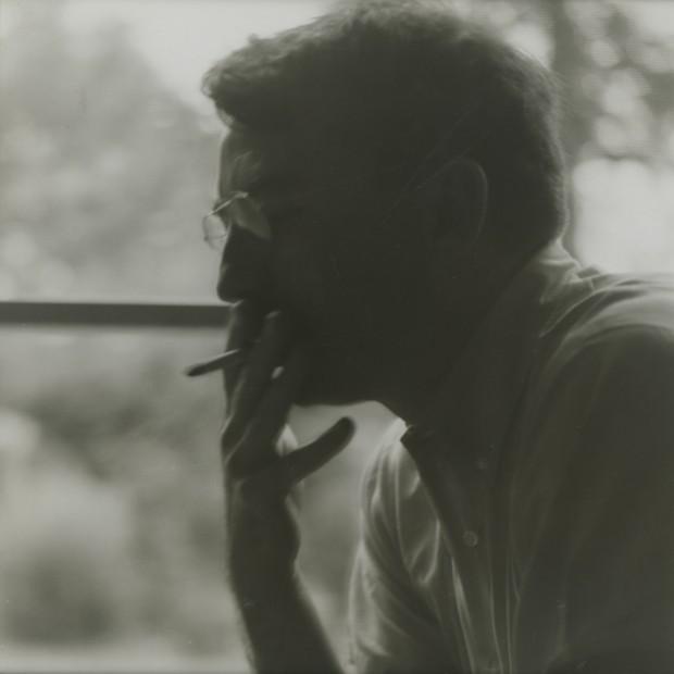 Ralph Eugene Meatyard<br>Guy Davenport, 1960s
