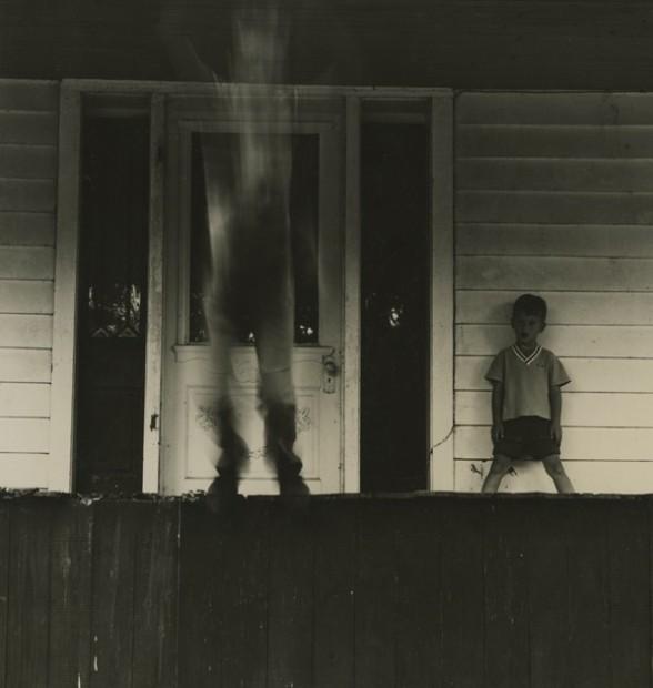 Ralph Eugene Meatyard<br>Untitled, c.1960