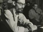 Thumbnail image: Robert Schiller<br>Joel Oppenheimer with Cigarette, n.d.