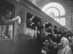Thumbnail image: Budapest Rail Station, 1964