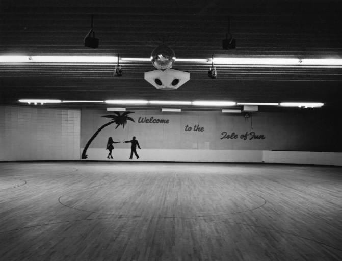 Skating Rink, 1975