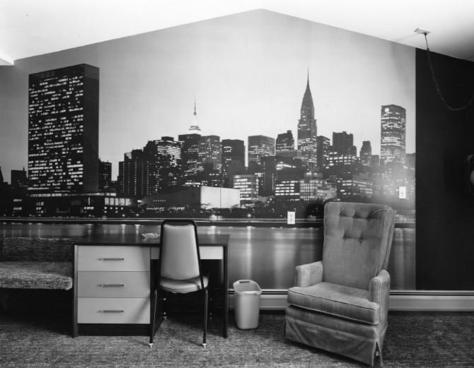 Motel Room, 1979