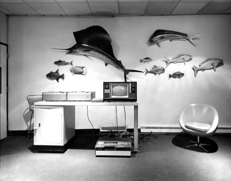 Recording Studio, 1978