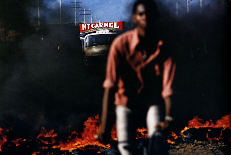 Port au Prince, Haiti, 1987