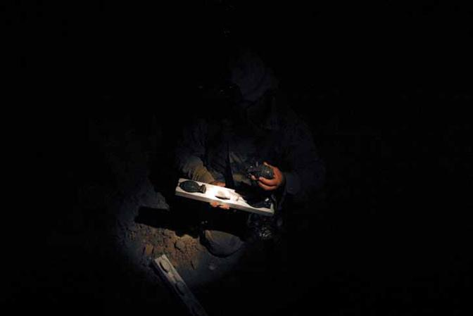 Samantha AppletonWeapons Cache Found, Abu Ghraib, Iraq, c.2000