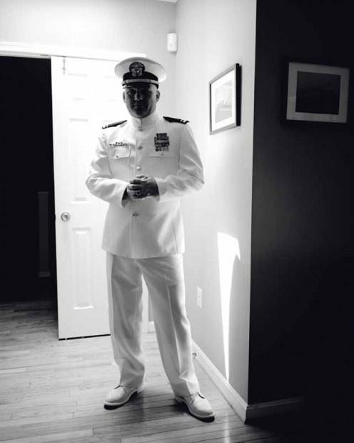 Vincent CianniDon Bramer, Washington, D.C., (Lieutenant (jg) O2, U.S. Navy, active duty; multiple deployments to the Middle East), 2011