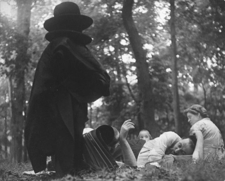 Prospect Park, Brooklyn, 1950