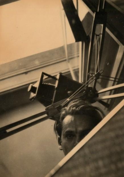Self-portrait, 1931