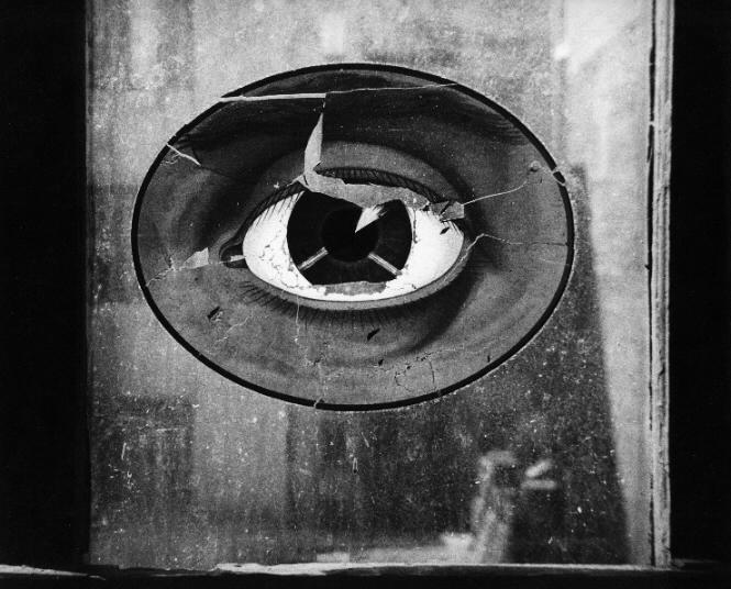 Eye on Window, 1943