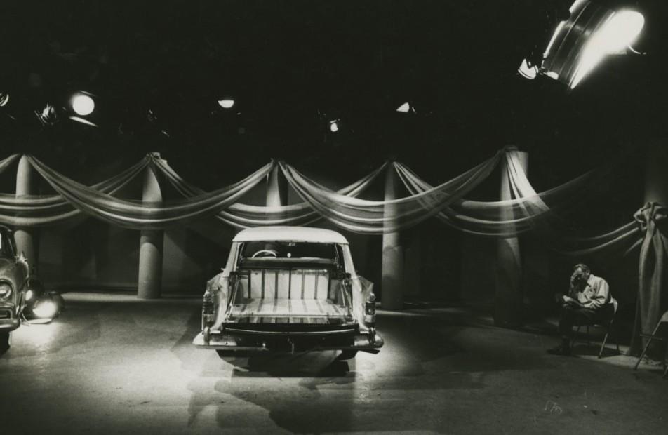 Commercials TV, 1950s