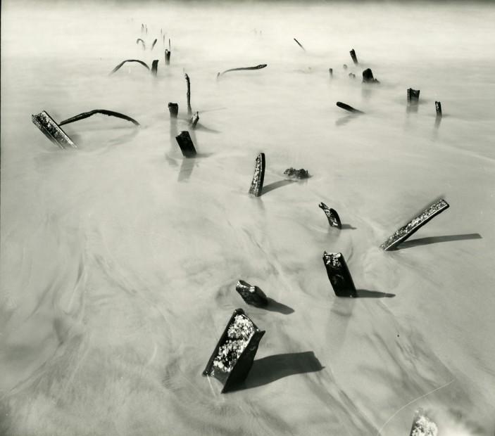 Sunken  Wreck, 1968