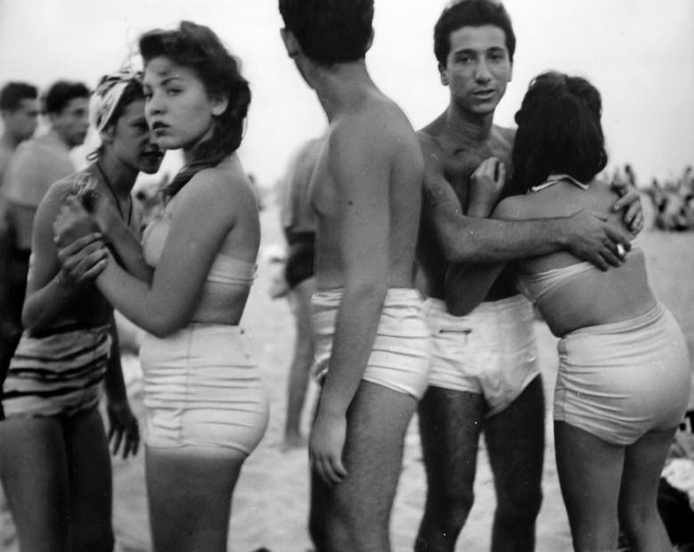Coney Island, NY, 1947/48