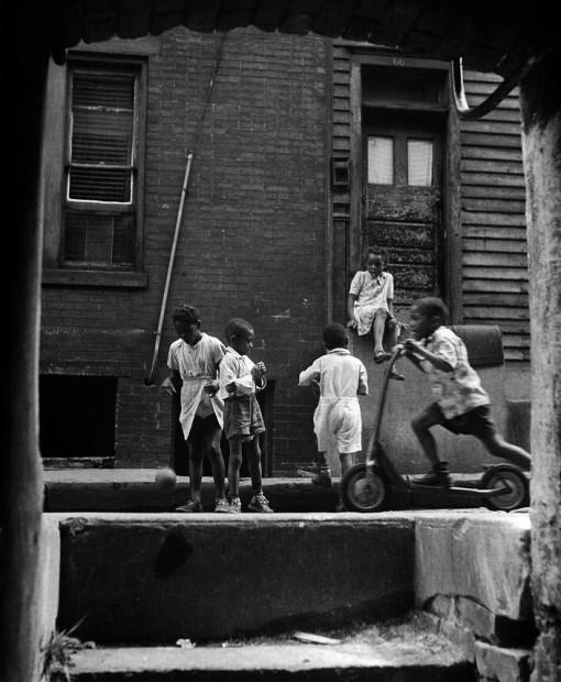 Trenton, Scooter, 1952