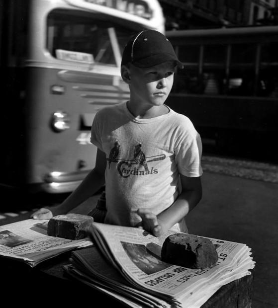 Newsboy, 1948