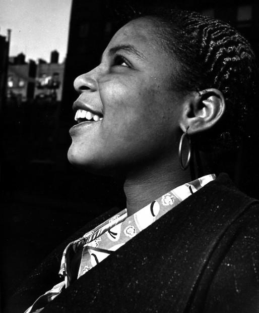 """Street Portrait,"" Harlem Document, 1938"