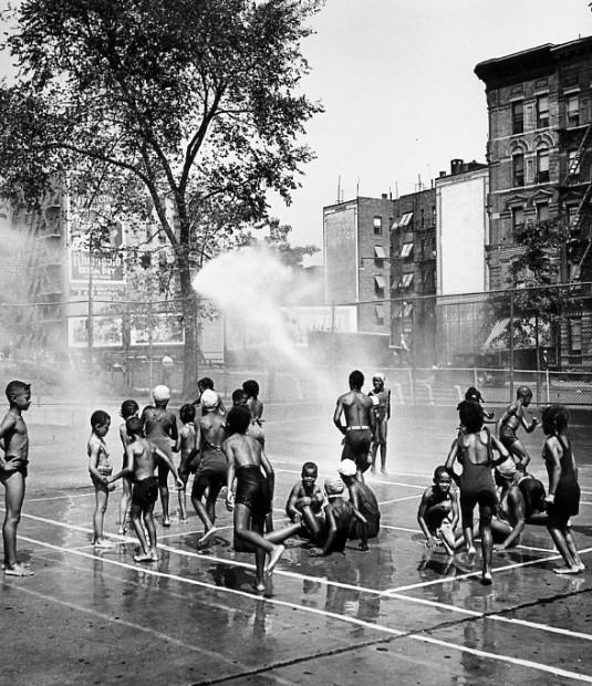 """Summer,"" Harlem Document, 1938"