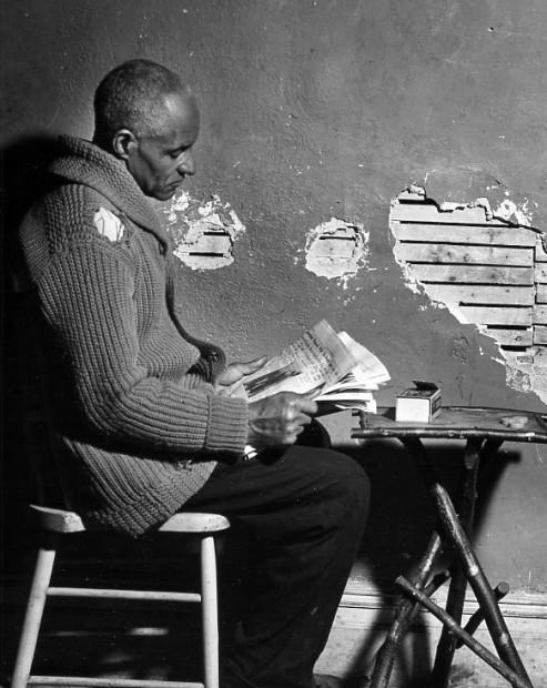 """""""Harlem Janitor,"""" Harlem Document, 1937"""