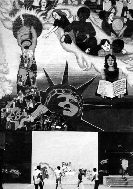 """""""Lower East Side"""", 1970's"""