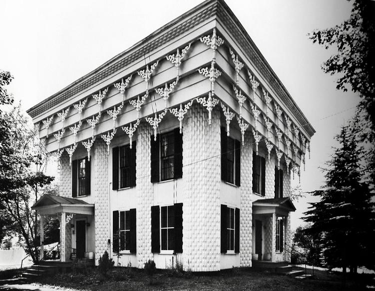 House, Georgetown, New York, 1964