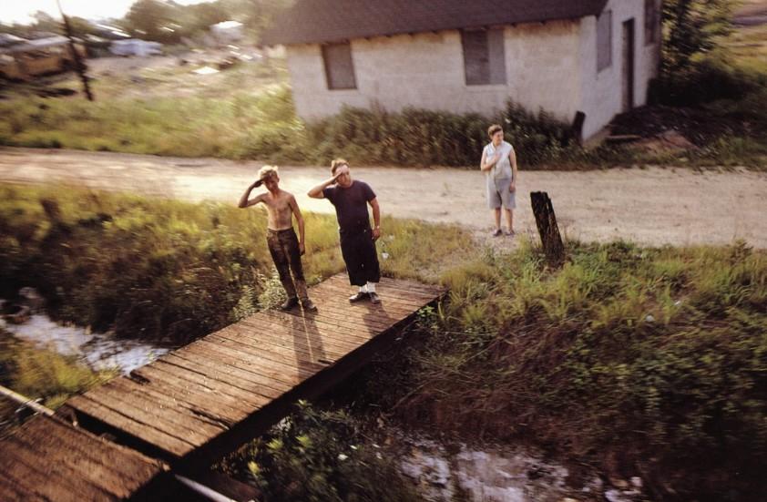RFK Funeral Train, 1968