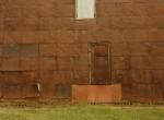 Side of Warehouse, Newbern, Alabama, 1978