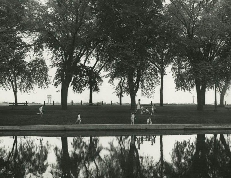 Lincoln Park Lagoon, 1967