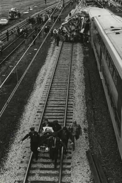 IC Commuter Crash, 1972