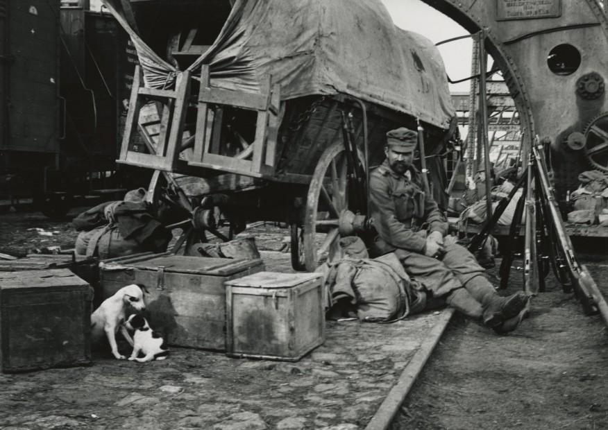 Brăila, Rumania, 1918